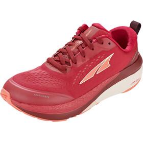 Altra Paradigm 5 Zapatillas Running Mujer, rojo